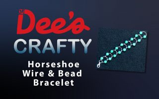 Introducing CRAFTY – Dee's New Quick DIY Video Series